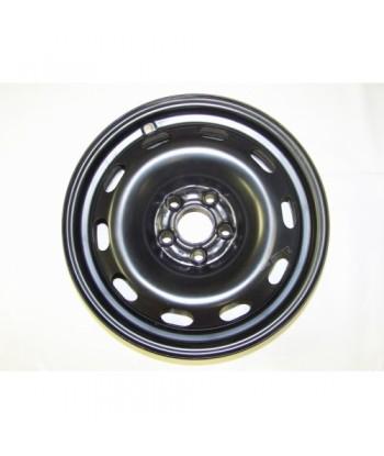 """Plechový použitý disk- 15"""" - Škoda, VW, Seat, Audi - 6×15 ○ 5×100×57 ○ ET 38"""