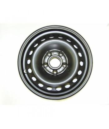 "Plechový použitý disk-15"" - Škoda, VW, Seat - 6×15 ○ 5×112×57 ○ ET 47"