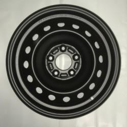 """Plechový použitý disk 16"""" - Mitsubishi- Citroen- Peugeot - 6,5×16 ○ 5×114,3×67○ET 38"""