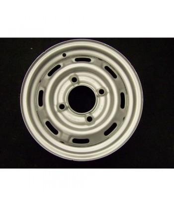"""Plechový použitý disk-13"""" - Škoda - 4,5×13 ○ 4×130×85 ○ ET 27,5"""