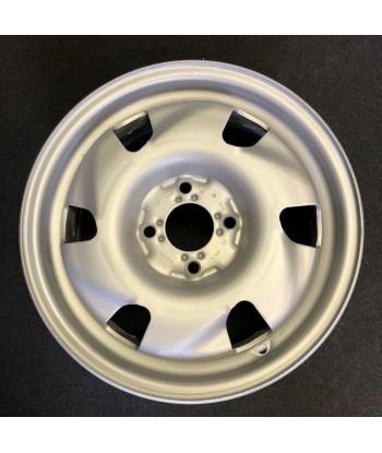 """Plechový použitý disk- 14"""" - Renault - 6×14 ○ 4×100×60 ○ ET 36"""