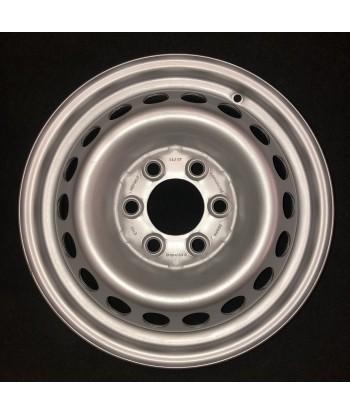 "Plechový použitý disk- 16"" - Mercedes, VW - 6,5×16 ○ 6×130×84 ○ ET 62"