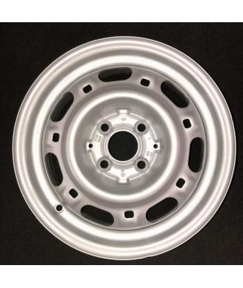 """Plechový použitý disk- 14"""" - VW - 6×14 ○ 4×100×57 ○ ET 38"""