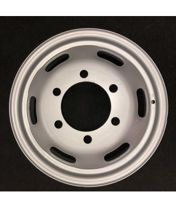 """Plechový použitý disk 16"""" - Iveco - 5×16 ○ 6×170×130 ○ ET-HM 115"""