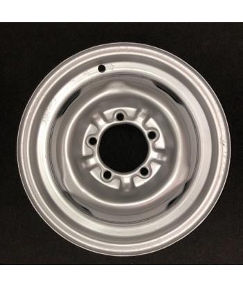 """Plechový použitý disk 15"""" - Volha - 5×15 - 5×139,7×110 - ET 45"""