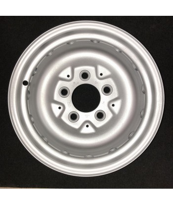 """Plechový použitý disk 16"""" - Mercedes - 5,5×16 - 5×130×84 - ET 63"""