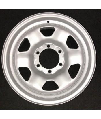 """Plechový použitý disk- 16"""" - Nissan, Opel - 6×16 ○ 6×139,7×110 ○ ET 0"""