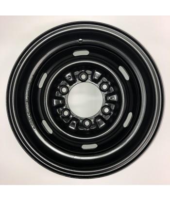 """Plechový použitý disk-15"""" - Hyundai-Isuzu-Mazda - 6×15 ○ 6×139,7×106,5 ○ ET 22"""