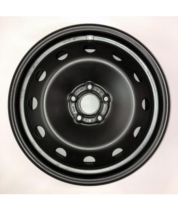 """Plechový použitý disk-17"""" - Renault - 7×17 ○ 5×108×60 ○ ET 50"""