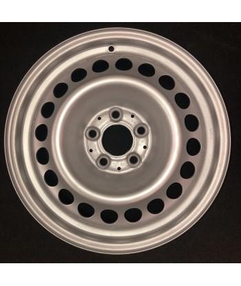 """Plechový použitý disk 16"""" - Mercedes - 7×16 - 5×112×66,5 - ET 33"""