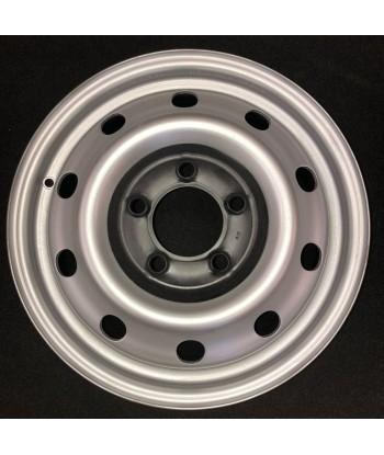 """Plechový použitý disk 16"""" - Renault, Opel, Nissan - 6×16 ○ 5×130×89 ○ ET 66"""