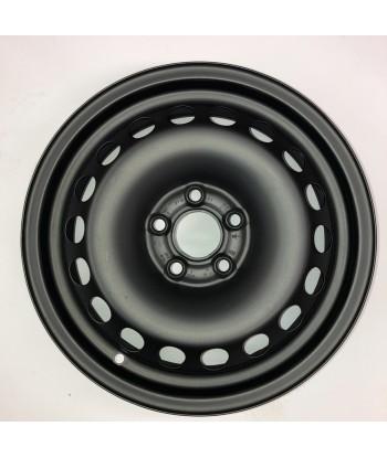 """Plechový použitý disk 15"""" - Audi, VW, Seat - 6×15 - 5×100×57 - ET 40"""