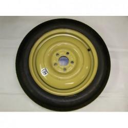 """Dojezdové kolo použité -16"""" - Hyundai - 4×16 - 5×114,3×67 - ET 40"""