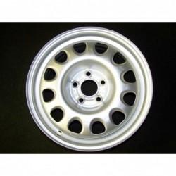 """Plechový použitý disk 15"""" - VW - 6×15 - 5×100×57 - ET 35"""