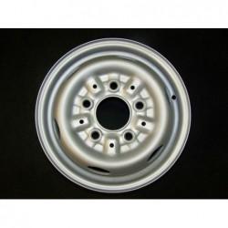 """Plechový použitý disk 14"""" - Mercedes - 5,5×14 ○ 5×140×85 ○ ET 65"""