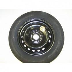 """Dojezdové kolo použité -16"""" - Nissan -4×16 ○ 5×114,3×66 ○ ET 40"""