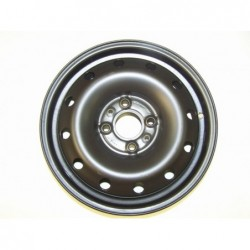"Plechový použitý disk 14"" - Fiat - 5×14 ○ 4×98×58 ○ ET 48"