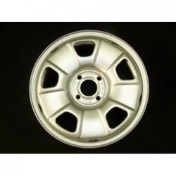"""Plechový použitý disk 15"""" - Renault - 5,5×15 4×100×60 ○ ET 43"""