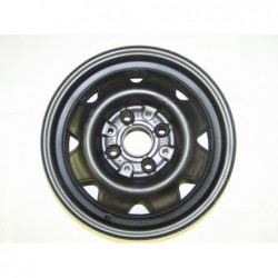 "Plechový použitý disk- 14"" - Audi - 5,5×14 ○ 4×108×57 ○ ET 45"