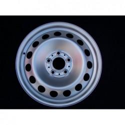 """Plechový použitý disk-17"""" - BMW - 7,5×17 ○ 5×120×72,5 ○ ET 34"""