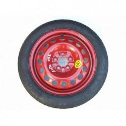 "Dojezdové kolo použité - 15"" - Alfa Romeo,Fiat,Lancia - 4×15 ○ 5×98×58 ○ ET 35"