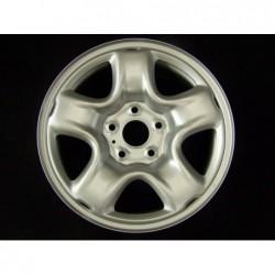"""Plechový použitý disk 16"""" - Toyota - 6,5×16 ○ 5×114,3×60 ○ ET 45"""