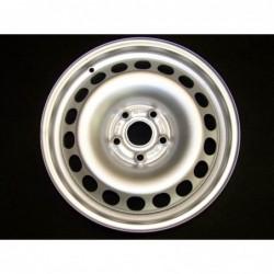 """Plechový použitý disk 16"""" - VW, Seat - 6,5×16 - 5×112×57 - ET 33"""