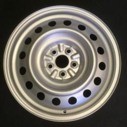 """Plechový použitý disk- 16"""" - Toyota - 6×16 ○ 5×100×54 ○ ET 45"""