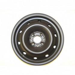 "Plechový použitý disk 15"" - Citroen - 5,5×15 ○ 4×108×65 ○ ET 15"
