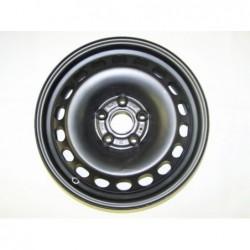 """Plechový použitý disk- 16"""" - VW - 6,5×16 ○ 5×112×57 ○ ET 42"""