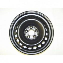 """Plechový použitý disk 16"""" - Mercedes - 7,5×16 ○ 5×112×66,5 ○ ET 41"""