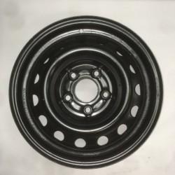 """Plechový použitý disk 15"""" - Kia - 6×15 ○ 5×114,3×67 ○ ET 44"""