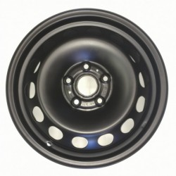 """Plechový použitý disk 16"""" - Škoda-VW-Audi-Seat - 6×16 - 5×112×57 - ET 48"""