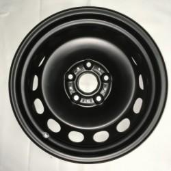 """Plechový použitý disk 16"""" - Škoda-VW-Seat-Audi - 6,5×16 - 5×112×57 - ET 46"""