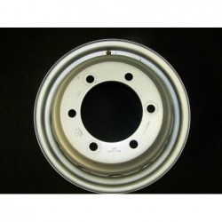 "Plechový nový disk 16"" - Mercedes - 6×16 ○ 6×205×161 ○ HM 132"