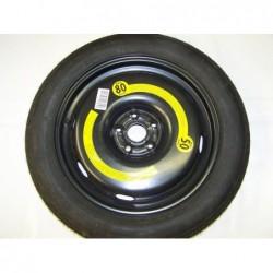 """Dojezdové kolo použité -18"""" - VW- Audi - 4×18 ○ 5×112×57 ○ ET 27,5"""