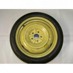 """Dojezdové kolo použité -16"""" - Toyota - 4×16 ○ 5×100×54 ○ ET 42"""