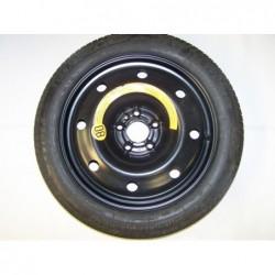 """Dojezdové kolo použité -17"""" - Saab, Opel - 4×17 ○ 5×110×65 ○ ET 25"""