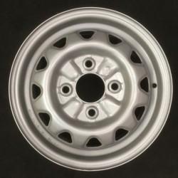 """Plechový použitý disk- 13"""" - Hyundai - 5×13 ○ 4×114,3×67 ○ ET 46"""
