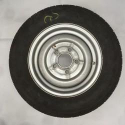 """Dojezdové kolo nové - 12"""" - Vlek - 5,5×12 ○ 5×112 × 67 ○ ET 30"""