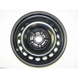 """Plechový nový disk-16"""" - Škoda, Seat - 7×16 ○ 5×112×57 ○ ET 45"""