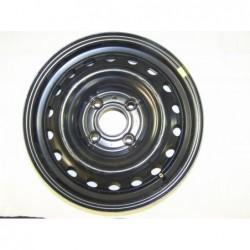 "Plechový nový disk 15"" - Nissan - 5,5×15 ○ 4×114,3×66 ○ ET 40"