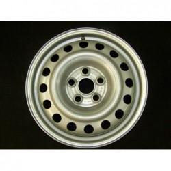 "Plechový nový disk 16"" - Ford , VW, Seat - 6×16 ○ 5×112×57 ○ ET 53"