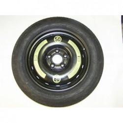 """Dojezdové kolo použité -16"""" - Mercedes A -B- 3,5×16 ○ 5×112×66,5 ○ ET 32"""