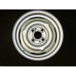 """Plechový použitý disk 13"""" - Vlek - 4,5×13 ○ 4×100×57 ○ ET 27"""