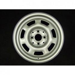 """Plechový použitý disk- 14"""" - Seat, VW - 6×14 ○ 4×100×57 ○ ET 38"""