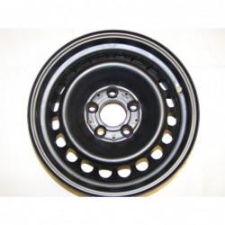 """Plechový použitý disk 15"""" - Mercedes - 6,5×15 ○ 5×112×66,5 ○ ET 37"""