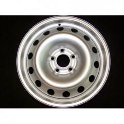 "Plechový použitý disk 16"" - Peugeot, Citroen,Fiat,Toyota - 7×16 ○ 5×108×65 ○ ET 42"
