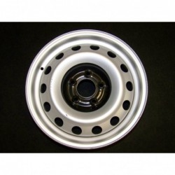 """Plechový nový disk 15"""" - Citroen +Fiat+Peugeot- 6,5×15 ○ 5×108×65 ○ ET38"""