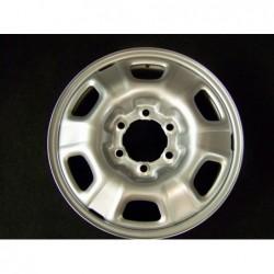 """Plechový nový disk 17"""" - Toyota - 6×17 ○ 6×139,7×105 ○ ET 50"""